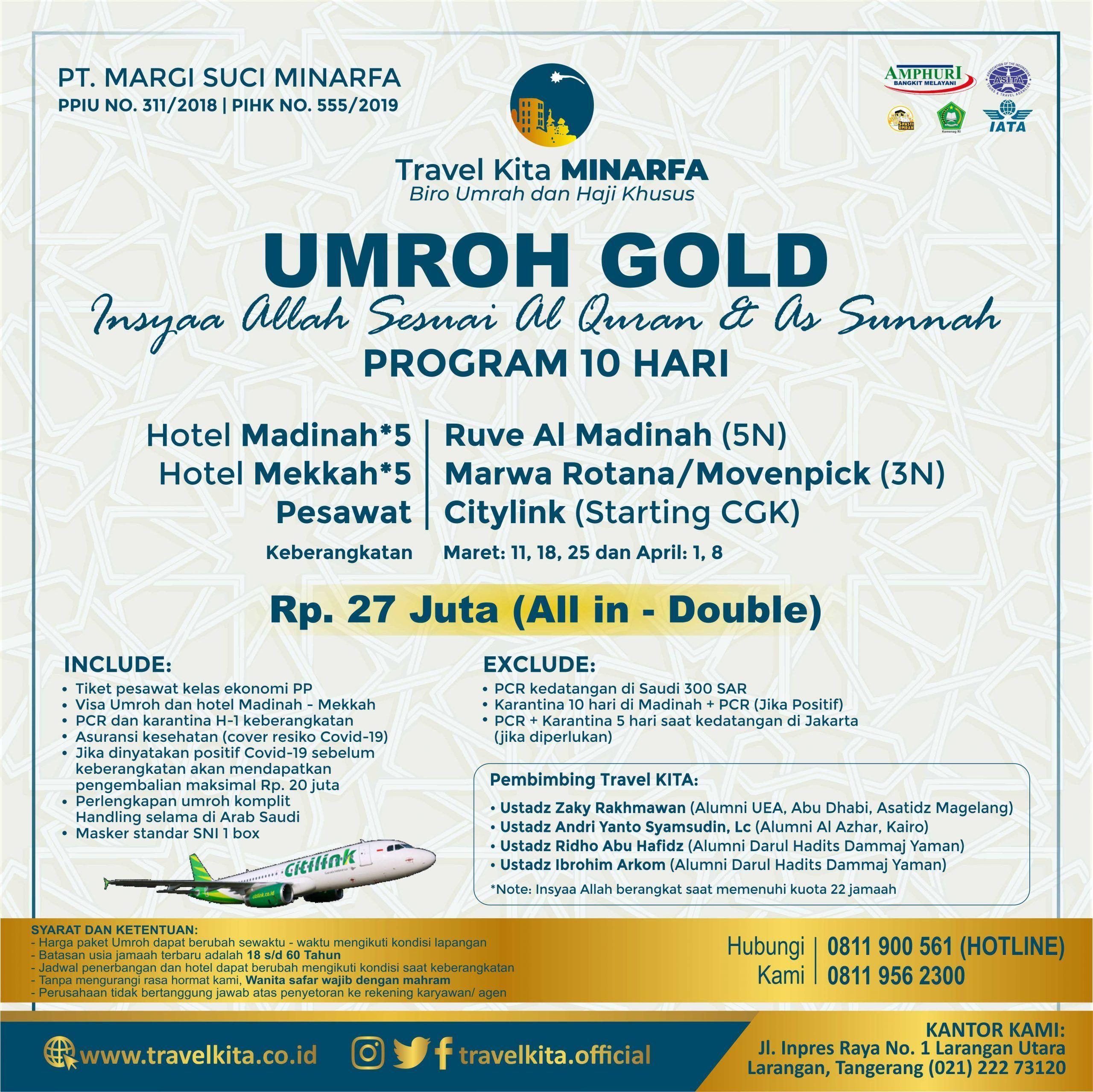UMROH GOLD
