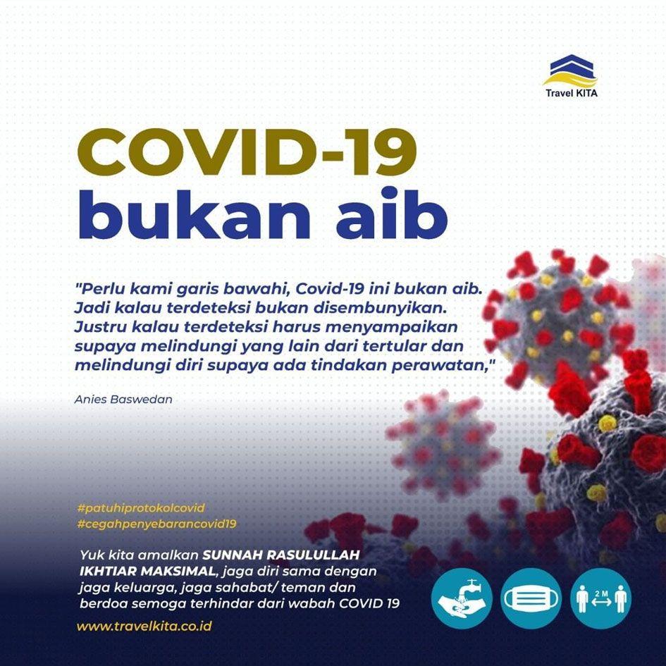 COVID-19 BUKAN AIB
