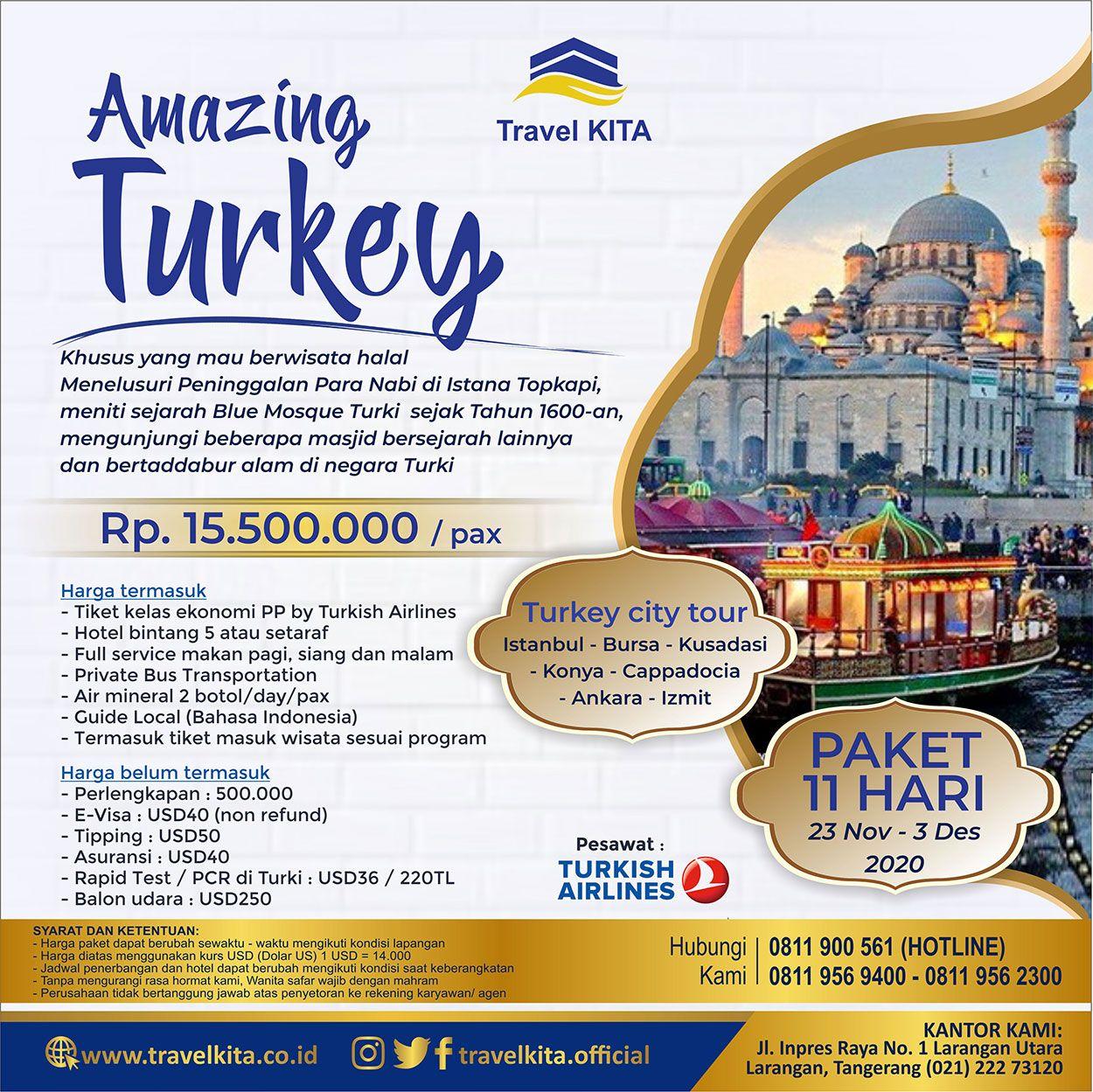 Amazing Turkey 2020